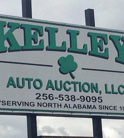 Kelley Auto Auction
